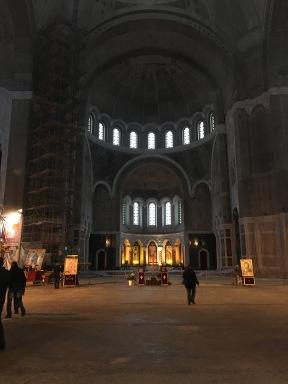Dom des Heiligen Sava (under construction)
